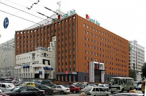Ибис - Нижний Новгород, улица Горького, 115