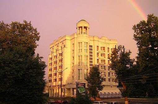 Октябрьская - Нижний Новгород, Верхне-Волжская набережная, 9А