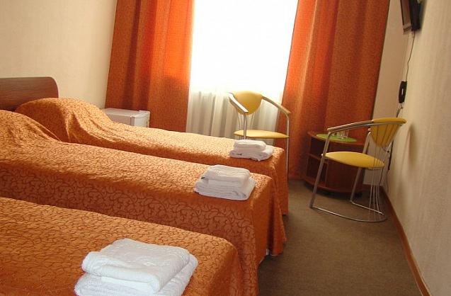 Бизнес трехместный - Бизнес трехместный - три кровати