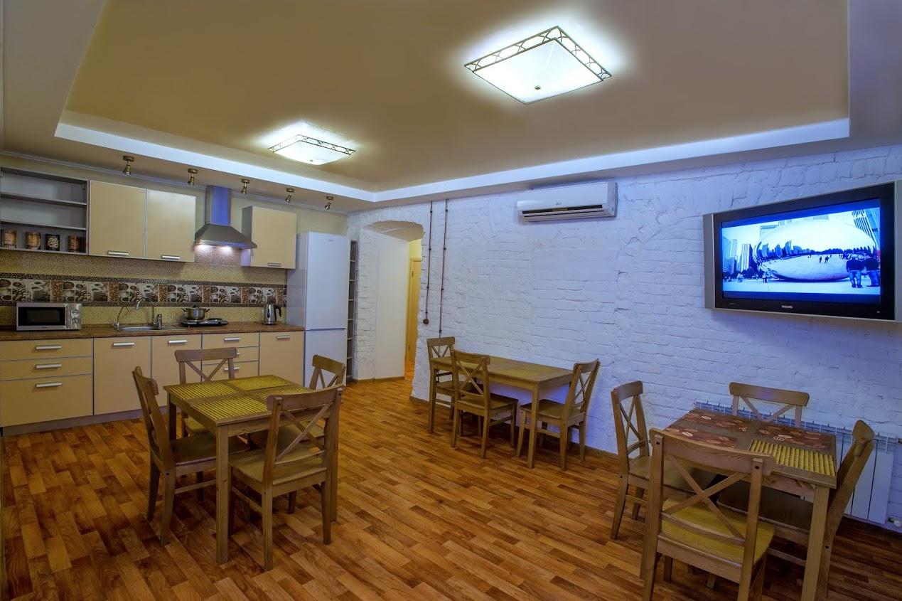 Кухня гостиница дизайн